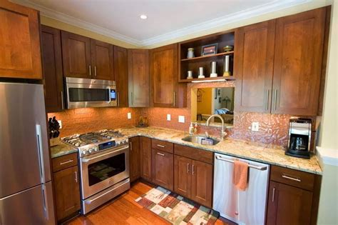 We want to know what you guys think about quot small kitchen designs photo