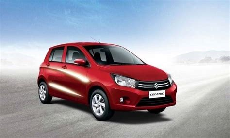 maruti amt cars maruti suzuki celerio india price review images