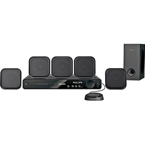 philips hts3371d 1000 watt hdmi home theater system