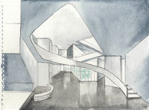 steven holl architects opens forking time exhibit