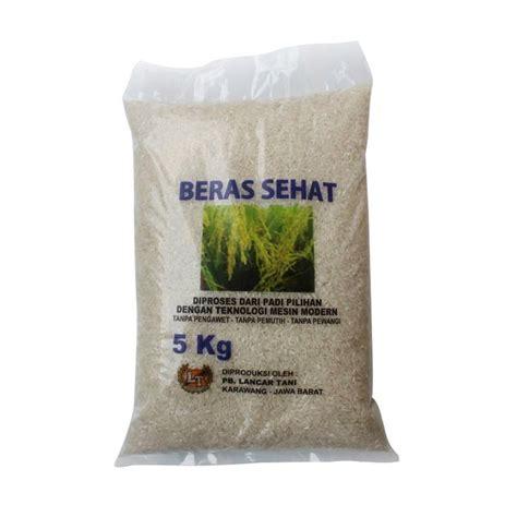 Beras Rojolele Fs Premium 5kg update harga javara pandan wangi unpolished pecah kulit