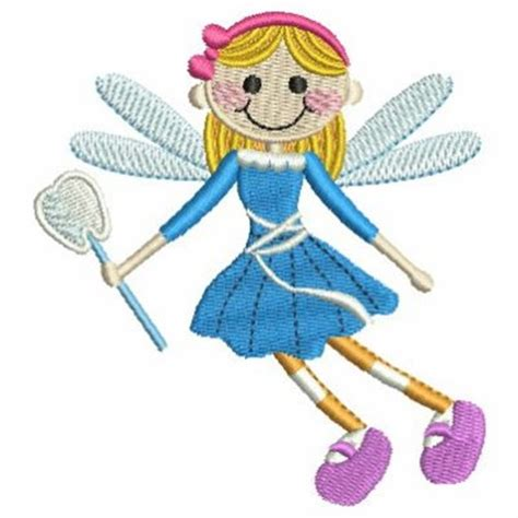 embroidery design tooth fairy ace points embroidery design tooth fairy wand 3 86