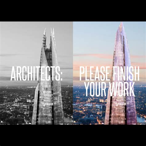 Architect Meme - dear architects know your meme