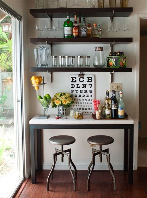 Home Bar Ideas Small Spaces 25 Best Ideas About Small Home Bars On Small