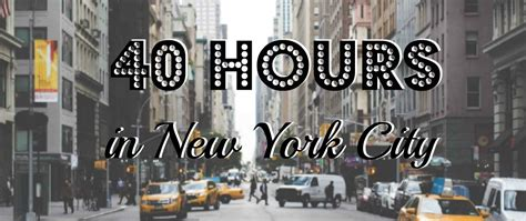 New York Küche Und Bad by What To Do In 40 Hours In New York City Experienced Bad