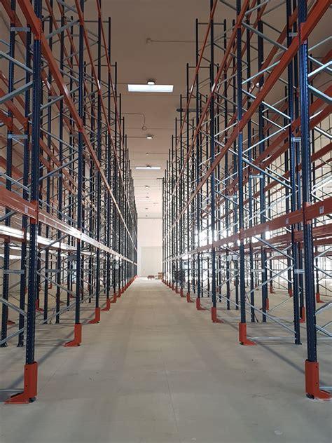 scaffali metallici industriali scaffalature industriali a genova scaffalature