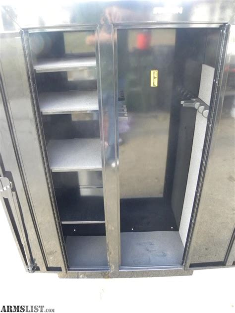 Armslist For Sale Stack On 10 Gun Steel Security Cabinet 10 Gun Door Steel Security Cabinet