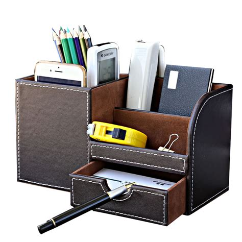 Black Desk Organizer Black Leather Desk Organizer Reviews Shopping Black Leather Desk Organizer Reviews On