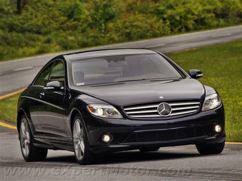 Mercedes Cl 550 mercedes cl 550 picture 11 reviews news specs