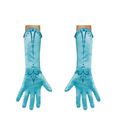 frozen elsa girls disney gloves costume accessories