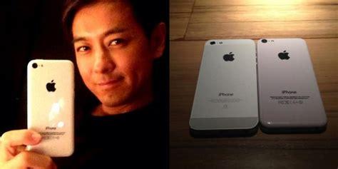 apple adalah sinyal kuat kehadiran iphone 5c dan 5s kompas com