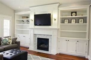 pretty tv fireplace bookcases hobby