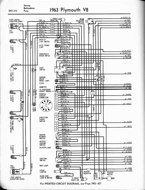 1954 Plymouth Belvedere Wiring Diagram 38 Wiring Diagram 1956 1965 Plymouth Wiring The Car Manual Project