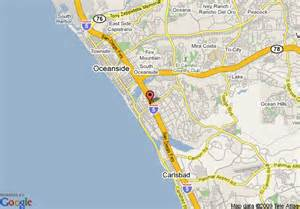 carlsbad map california map of extended stay america san diego carlsbad by