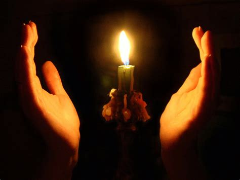 imagenes velas negras santa la muerte velas