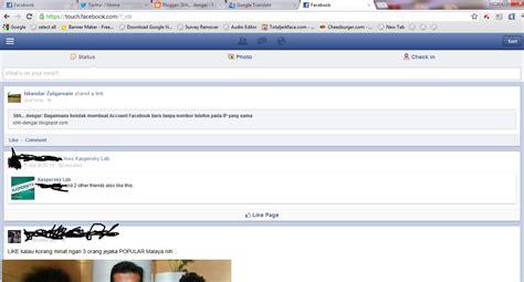 membuat account facebook shh dengar bagaimana hendak membuat account facebook