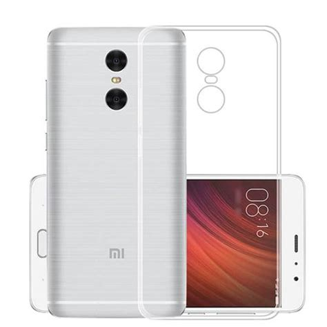 Silicon Casing Softcase Supreme Xiaomi Redmi Note 4 soft back cover for xiaomi redmi note 4 transparent