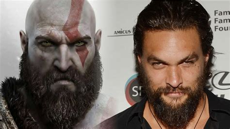 film god of war jason momoa would love to play kratos in a god of war film
