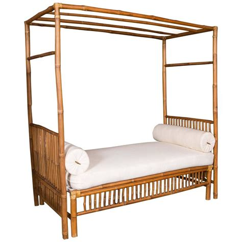 bamboo daybed bamboo daybed at 1stdibs