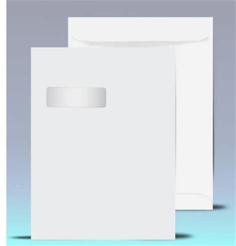 9 X 12 Catalog Window Envelopes 21040 9x12 Envelope Template