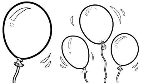 20 happy birthday balloons coloring pages birthday