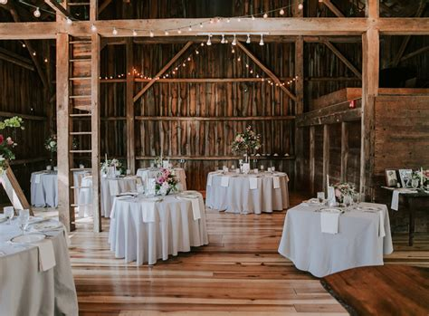 wedding venues near canton oh barn at wolf creek today s