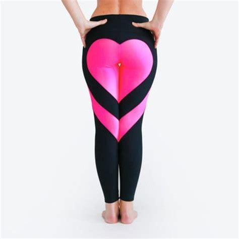 heart pattern leggings heart pattern mesh splice legging heart patterns legs