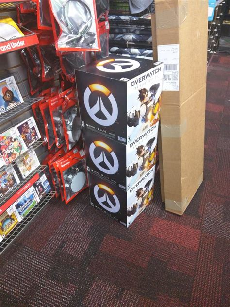 Sale Xbox One Overwatch Collector S Edition quot overwatch origins edition quot for ps4 xb1 gamestop promo pictures neogaf