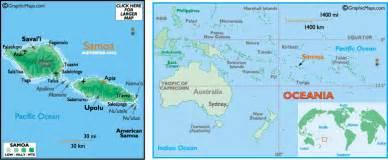 samoa map world samoa map and information map of samoa facts figures and geography of samoa worldatlas
