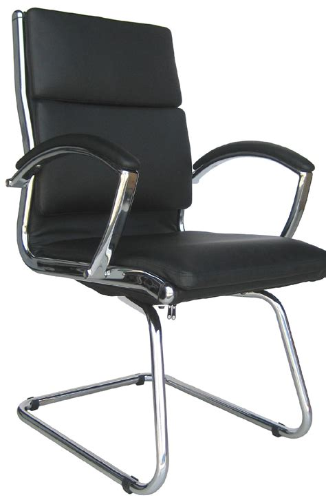 Cantilever Chair by Dynamic Classic Leather Cantilever Chair Home Office