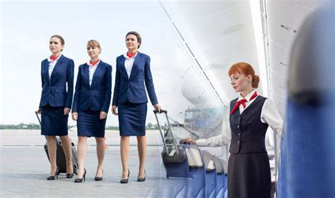 cabin crew member this is how you can check if a cabin crew member likes you