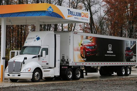honda opens second cng fueling station in ohio the news