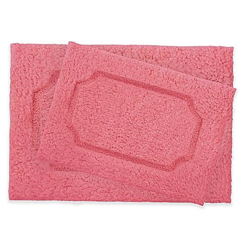 bed bath and beyond tracking blossom race track bath rugs set of 2 bed bath beyond