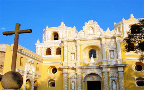 churches in antigua
