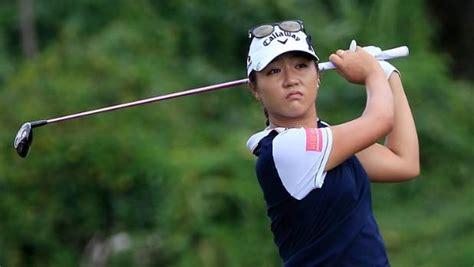 lydia ko swing lydia ko uses baseball to improve her golf swing stuff co nz