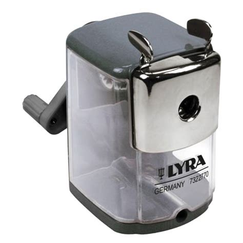 Lyra Sharpaner Two lyra mechanical pencil sharpener greatart no 1 materials supplier