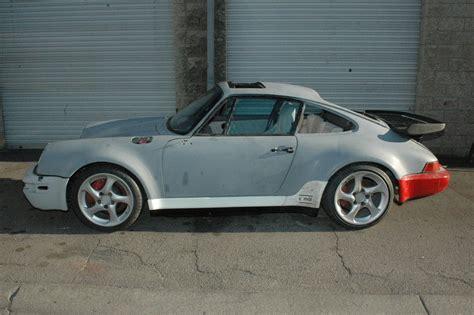 Porsche 964 Project by Porsche 1992 964 Turbo 965 930 Project Classic Porsche