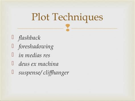 Ex Machina Plot by Elements Of A Short Story