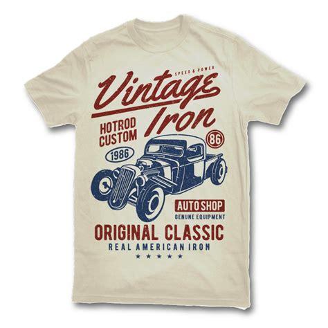 design t shirt vintage 20 vintage t shirt design inspirations