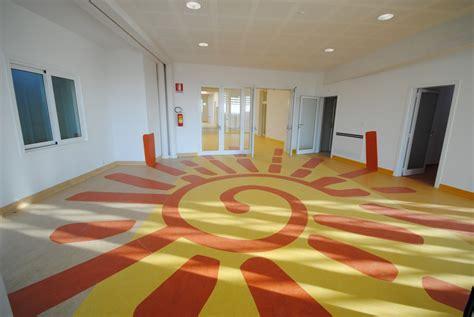rapporto aero illuminante carignano inaugurazione nuova scuola materna in classe a