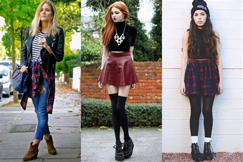 Grunge Fashion Women   www.imgkid.com   The Image Kid Has It!