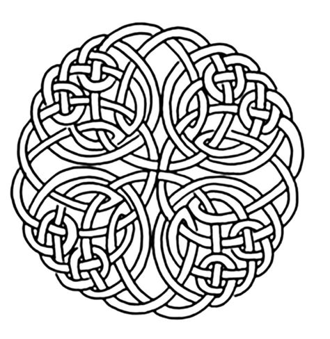 coloring pages for adults celtic free adult coloring pages celtic coloring home