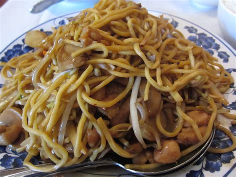 yang chow lo mein