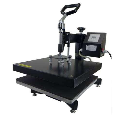 swing heat press 15 quot x 15 quot swing away heat press machine