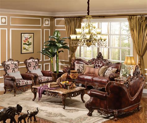 Fancy Living Room Sets - the imperial formal living room collection living room