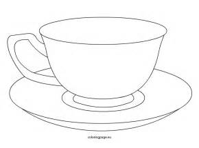 Cup Template by 7 Best Images Of Tea Cup Template Free Printable Tea Cup