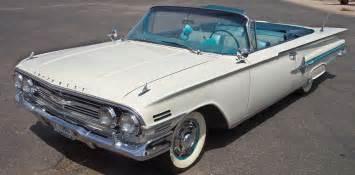 1960 chevrolet impala convertible 61121