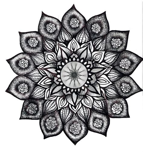 tattoo mandala artist mandala art google search tattoos pinterest