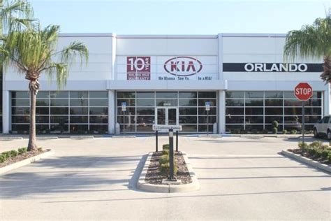 Orlando Kia Dealer Orlando Kia West Car Dealership In Orlando Fl 32808