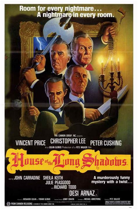 house of shadows house of the long shadows movie posters from movie poster shop
